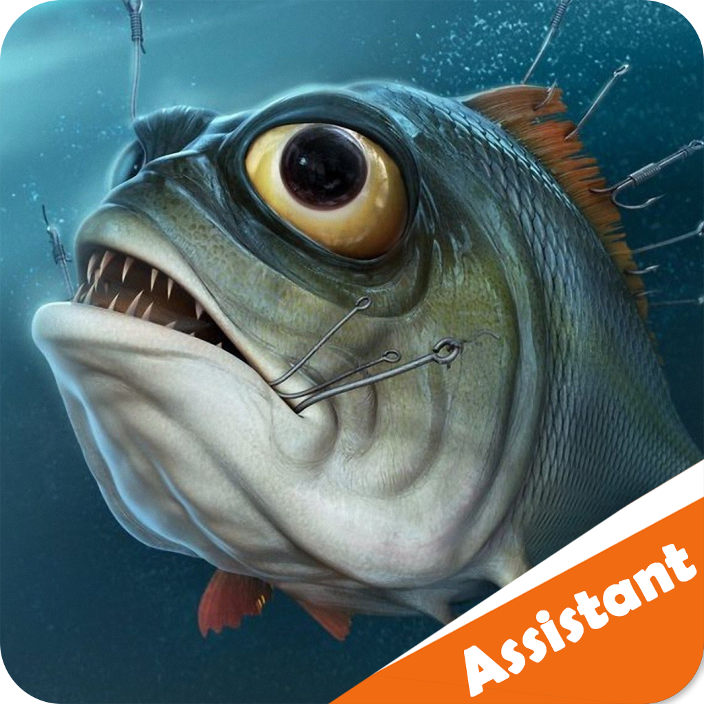 Assistant For Ace Fishing Wild Catch By Deng Jie Jie